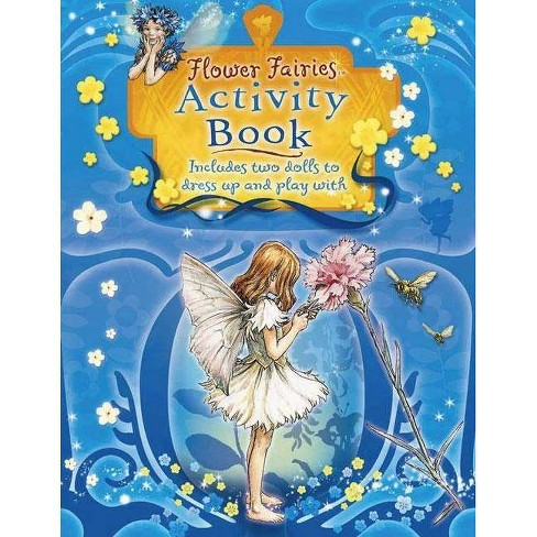 Flower Fairies Activity Book - by  Cicely Mary Barker (Mixed media product) - image 1 of 1