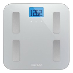 AppSync Smart Scale with Body Composition Silver - Weight Gurus