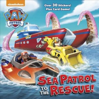 Sea Patrol to the Rescue! -  (Paw Patrol) (Paperback)