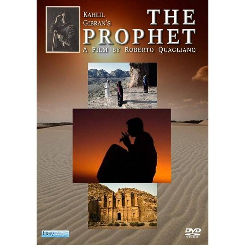 Kahlil Gibran S The Prophet Dvd Target