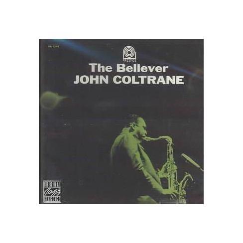 John Coltrane - Believer (CD) - image 1 of 1