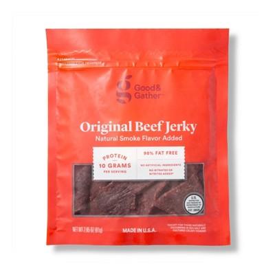 Original Beef Jerky - 2.85oz - Good & Gather™
