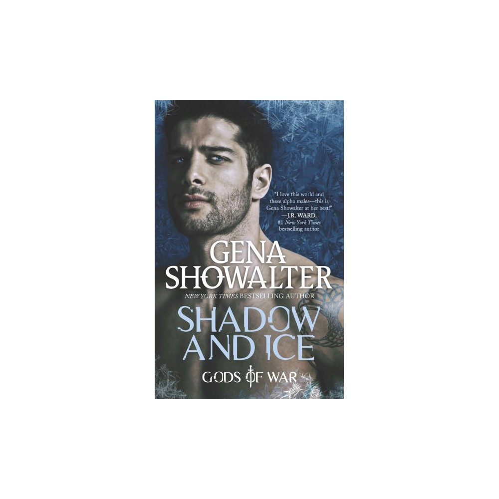Shadow and Ice - (Hqn) by Gena Showalter (Paperback)