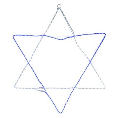 Ready-to-hang 5-foot Star of David
