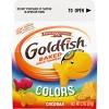 Pepperidge Farm Goldfish Colors Cheddar Crackers - 2oz Carton - image 2 of 4