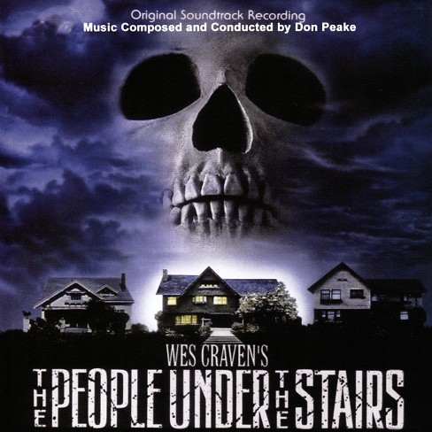Don peake - People under the stairs (Ost) (CD) - image 1 of 1