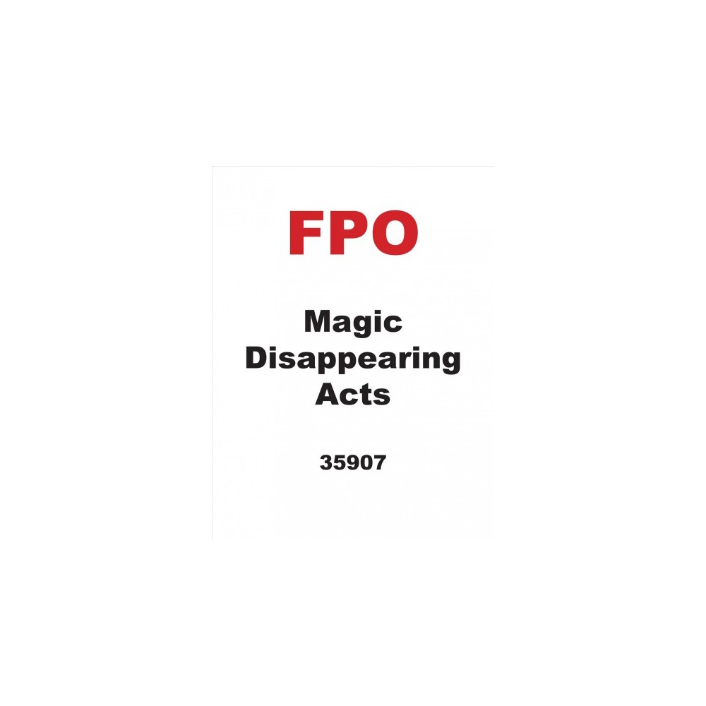 Magic Disappearing Acts - (Lightning Bolt Books) by Elsie Olson (Paperback)