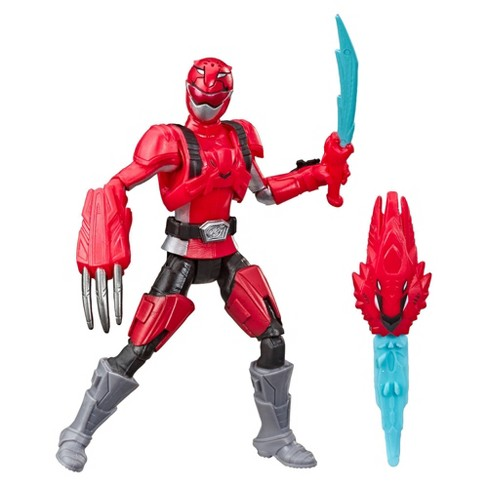 Power Rangers Red Ranger (Red Fury Mode) Action Figure - image 1 of 2