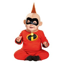 The Incredibles Baby Jack Deluxe Costume 12-18M