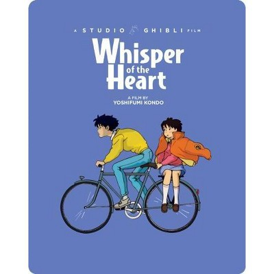 Whisper of the Heart (Limited Edition Steelbook)(Blu-ray)
