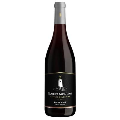 Robert Mondavi Private Selection Pinot Noir Red Wine - 750ml Bottle