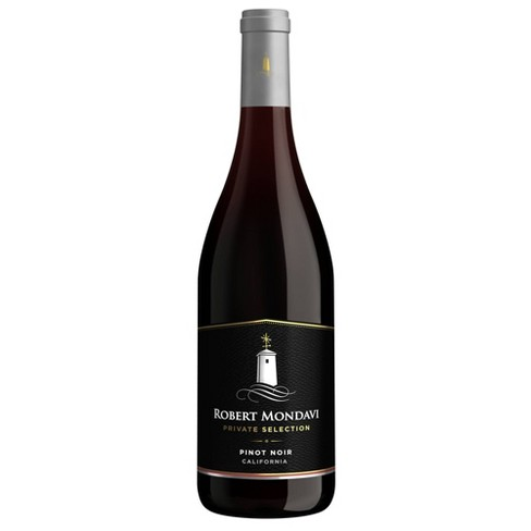 Robert Mondavi Private Selection Pinot Noir Red Wine - 750ml Bottle - image 1 of 3