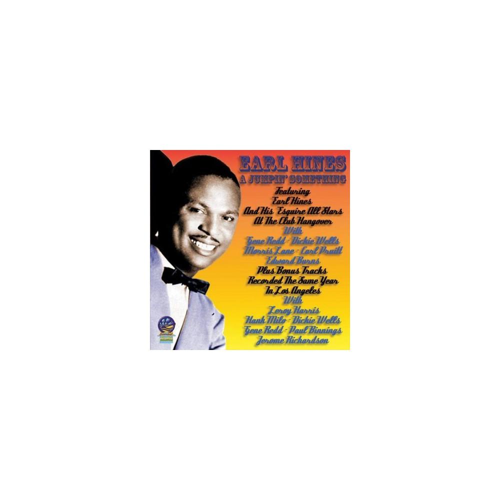 Earl Fatha Hines - Jumpin Something (CD)