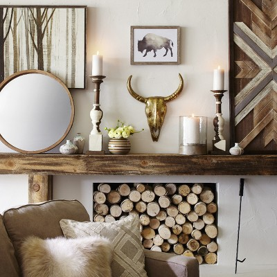 Rustic Lean & Layer Gallery Wall Collection