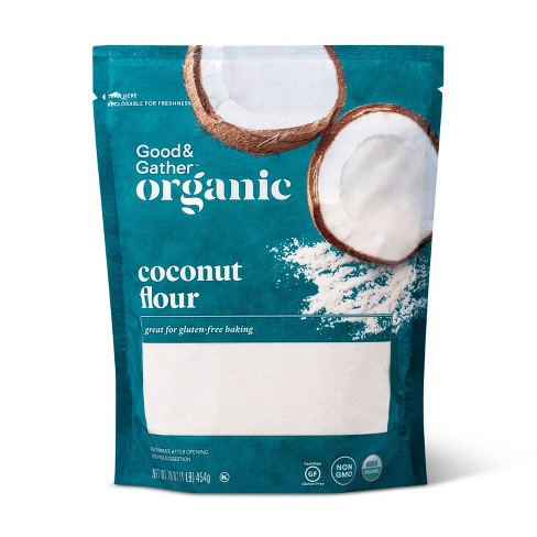 Organic Coconut Flour 16oz - Good & Gather™ - image 1 of 2