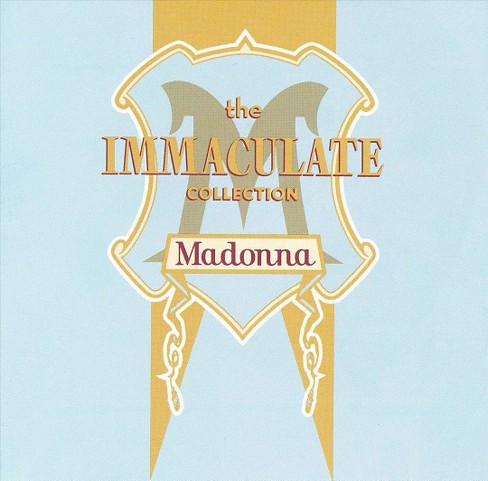 Madonna - The Immaculate Collection (CD) - image 1 of 1