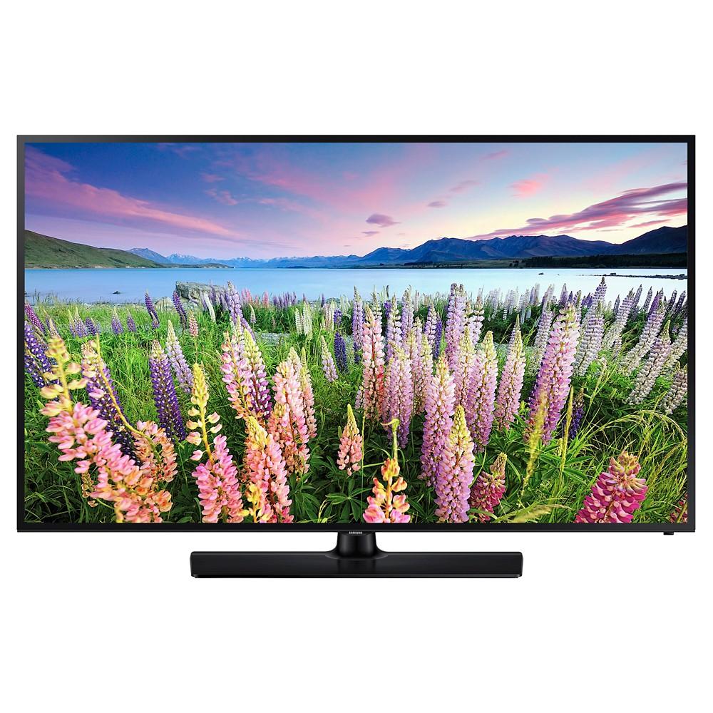 "SAMSUNG 58"" 1080p 60Hz Smart TV, Black"