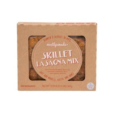 Mostly Made Gluten Free Skillet Pasta Mix - 13oz