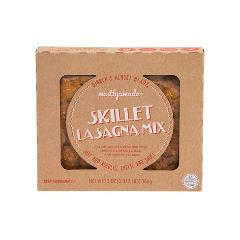 Mostly Made Gluten Free Skillet Pasta Mix - 13oz - image 1 of 4