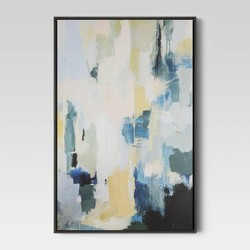 """24""""x36"""" Framed Printed Canvas - Project 62™"""