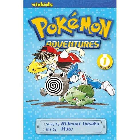 Pok�mon Adventures (Red and Blue), Vol. 1 - (Pokemon Adventures (Viz Nonsubtitles)) (Paperback) - image 1 of 1
