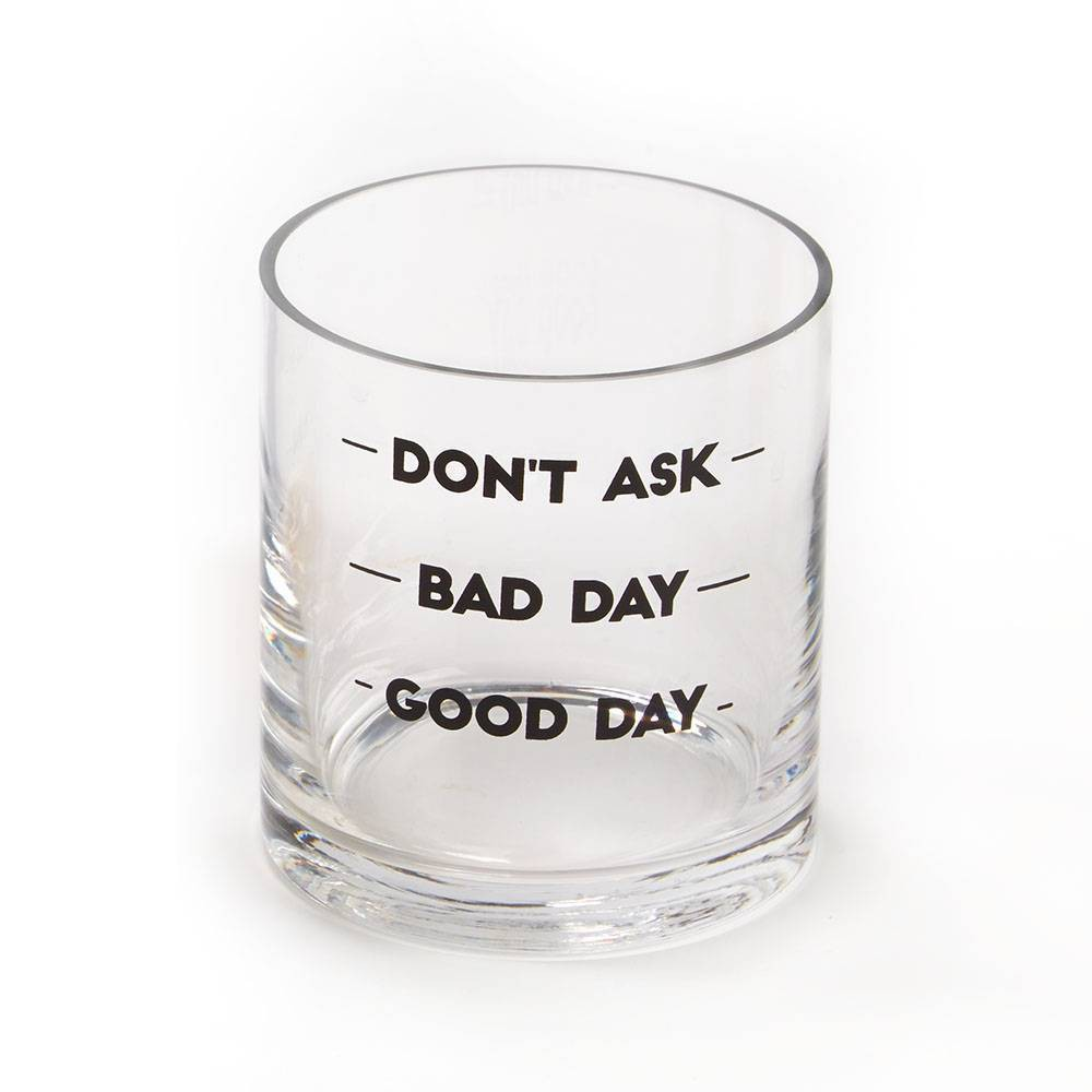 Image of Don't Ask Old Fashion Glass