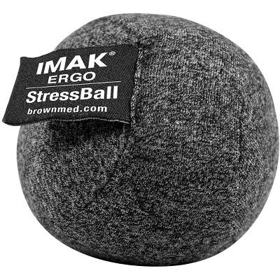 Brownmed IMAK Ergo Stress Ball - Heather Gray