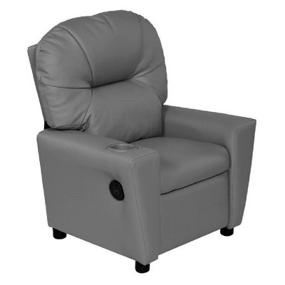 Delicieux Relaxzen Youth Recliner With Cupholder And Dual USB