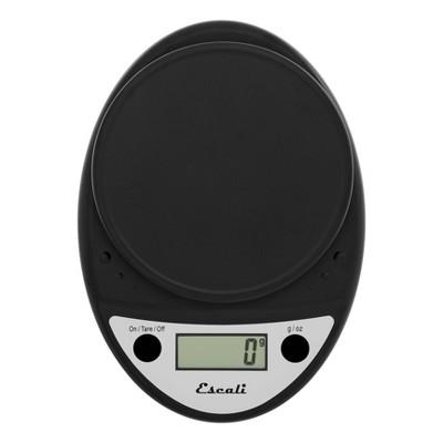 Primo Digital Scale Black