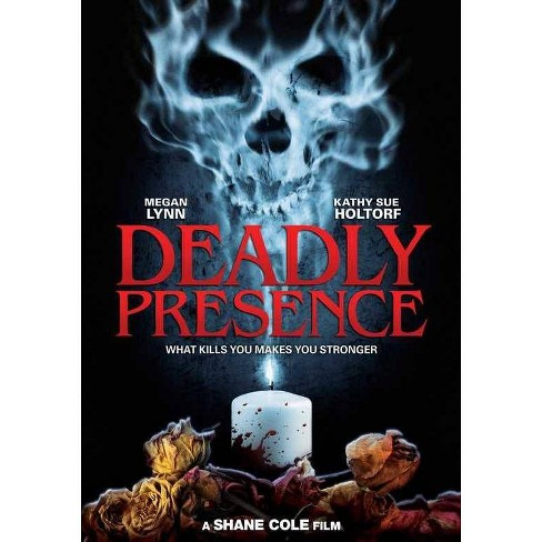Deadly Presence (DVD) - image 1 of 1