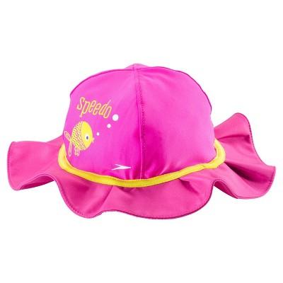 59337e5655a Speedo Kids Bucket Hat - Pink (Large Extra Large)   Target
