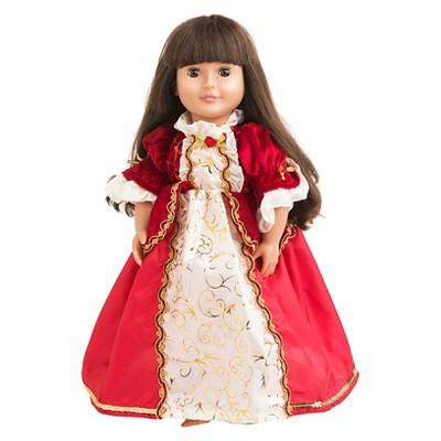Little Adventures Doll Dress - Winter Beauty