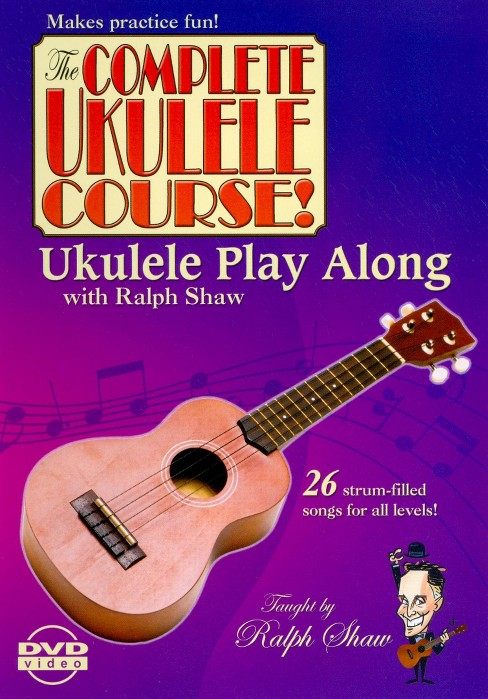 Ukulele play along with ralph shaw (DVD) - image 1 of 1