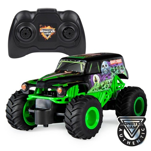 Monster Jam - RC 1/24 Scale - Grave Digger - image 1 of 4