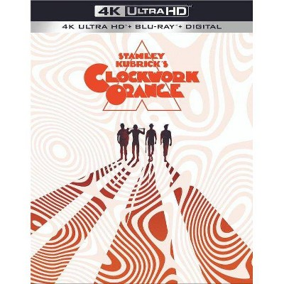A Clockwork Orange (4K/UHD)