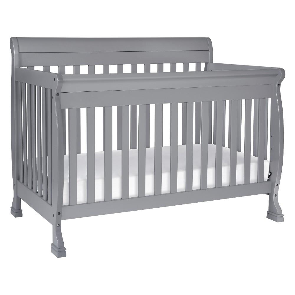 DaVinci Kalani 4-in-1 Convertible Crib - Gray