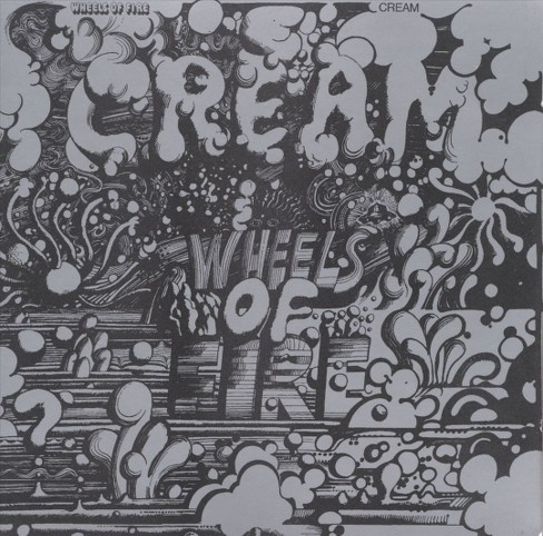Cream - Wheels of fire (CD) - image 1 of 1