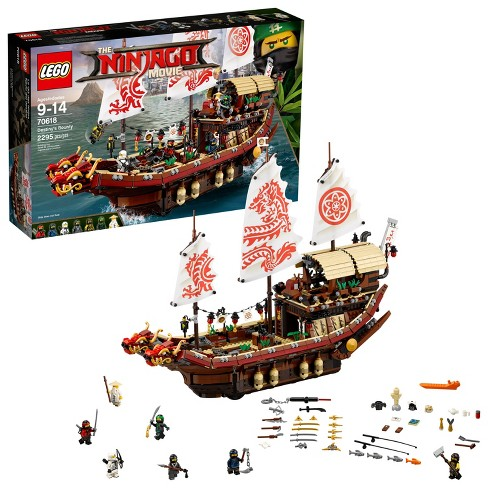 LEGO Ninjago Destiny's Bounty 70618 - image 1 of 4