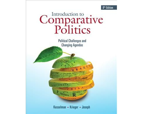 Introduction to Comparative Politics : Political Challenges and Changing Agendas -  (Paperback) - image 1 of 1
