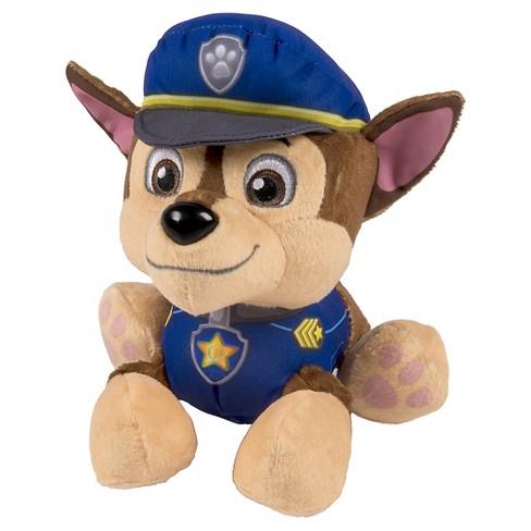 Paw Patrol Chase Pup Pals Plush Target