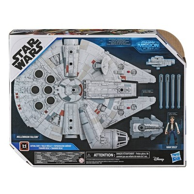 Star Wars Mission Fleet Falcon Vehicle