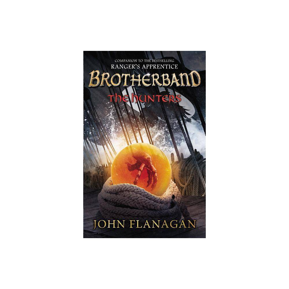 The Hunters Brotherband Chronicles By John Flanagan Paperback