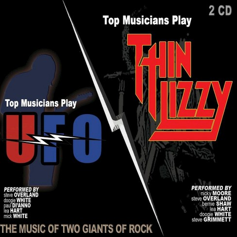 Various - Thin lizzy/Ufo:As performed by (CD) - image 1 of 1