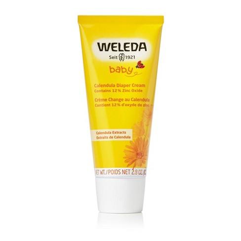 Weleda Calendula Diaper Cream with Zinc Oxide - 2.8oz - image 1 of 4