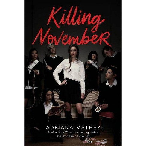 Image result for killing november adriana mather