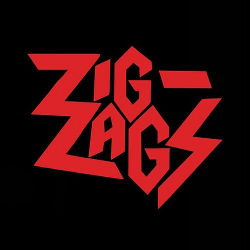 Zig zags - Running out of red (Vinyl) - image 1 of 1