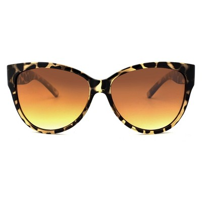 47502d832fb Women s Cateye Sunglasses - A New Day™ Brown