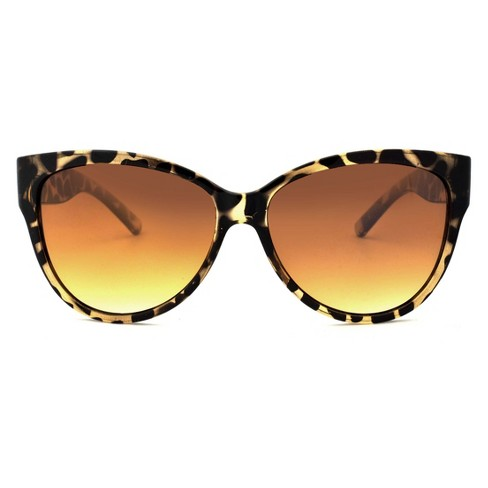 2041566744 Women s Cateye Sunglasses - A New Day™ Brown   Target