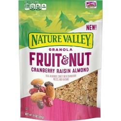 Nature Valley Fruit & Nut Granola - 11oz