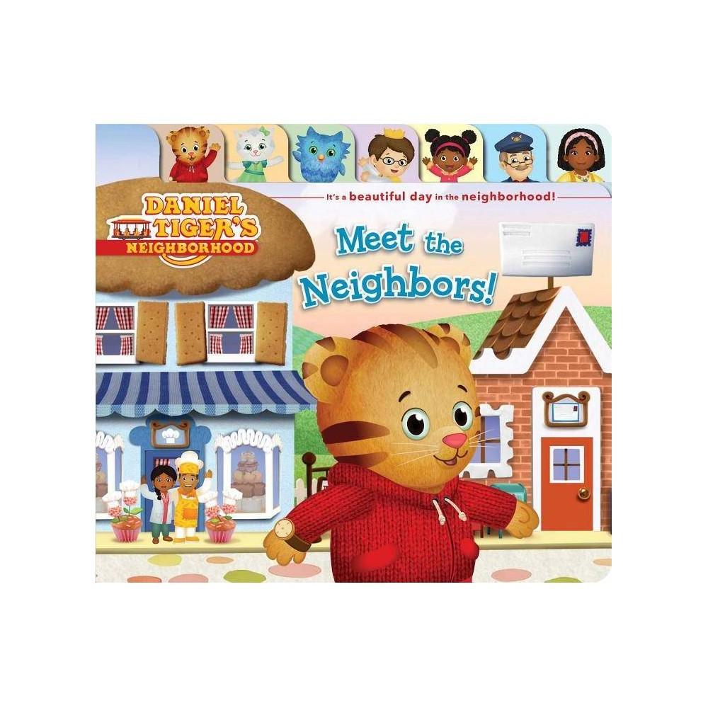 Meet The Neighbors Daniel Tiger S Neighborhood By Natalie Shaw Board Book